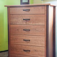 Ashland Drawer Tall Dresser