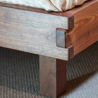 Mayoso Bed Foot Rail