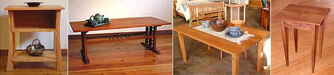 Marcus Jones Table collage