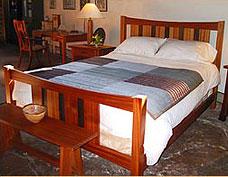 Ken Periat, Ashland Bed