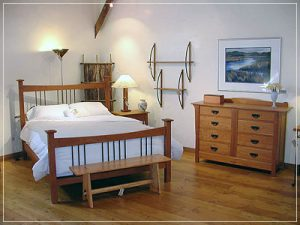 Ken Periat, Craftsman Bed