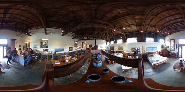 Made in Pescadero Panorama by Google