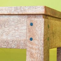 Mango Console Table Detail